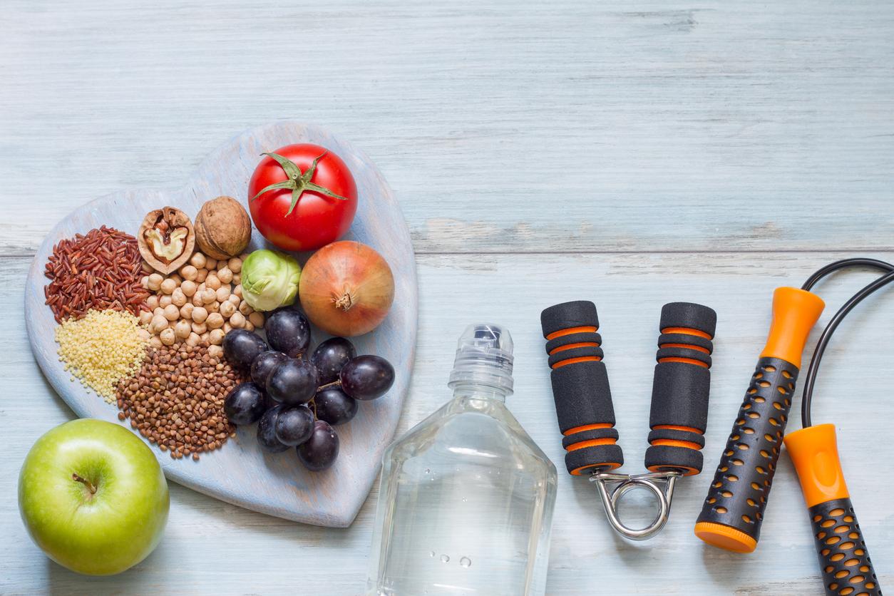 運動か食事療法か
