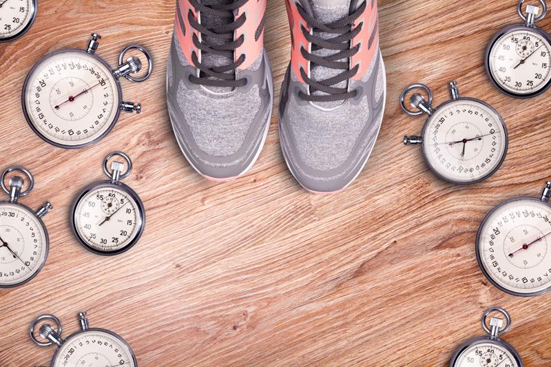 運動 時間