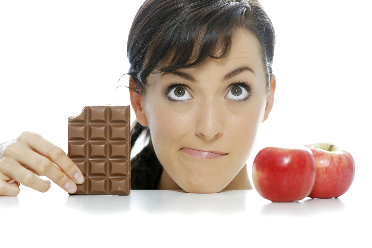 ダイエット方法の選択