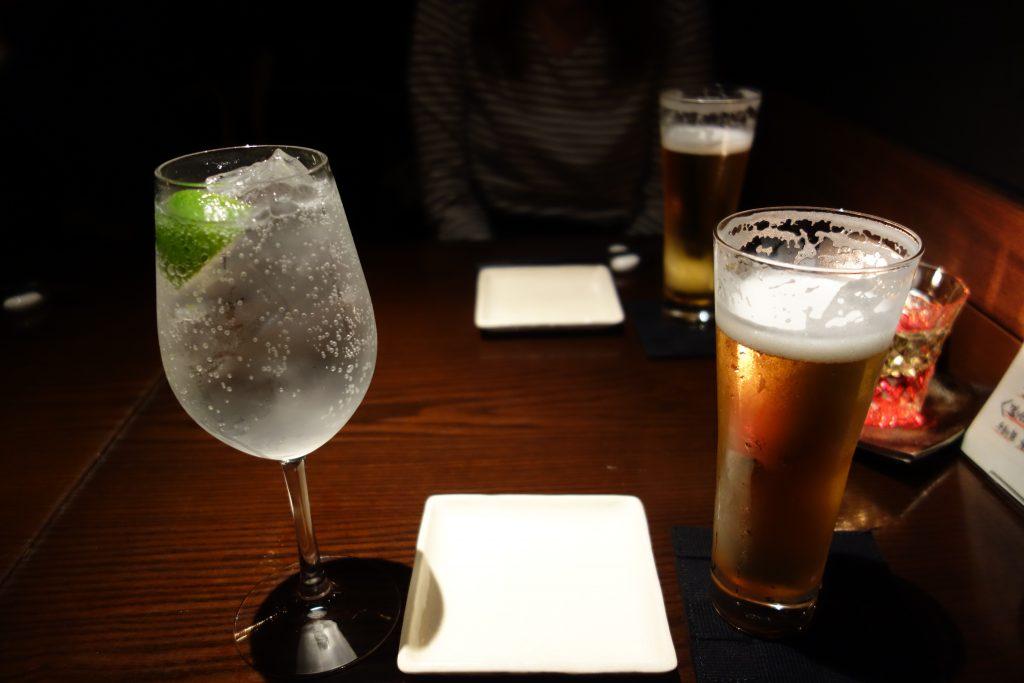 ビール 炭酸水
